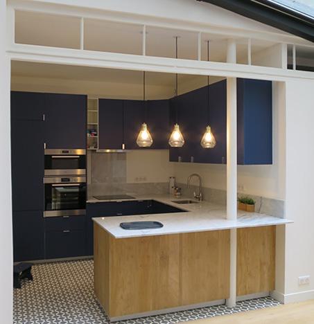 125 m² Duplex