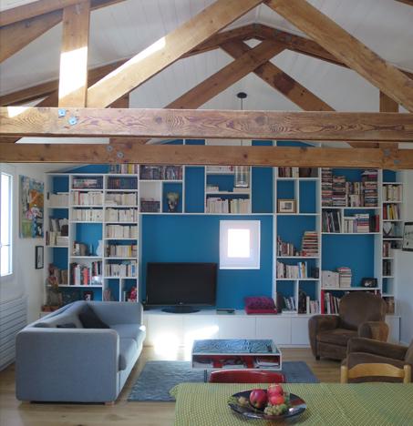 105 m² maison