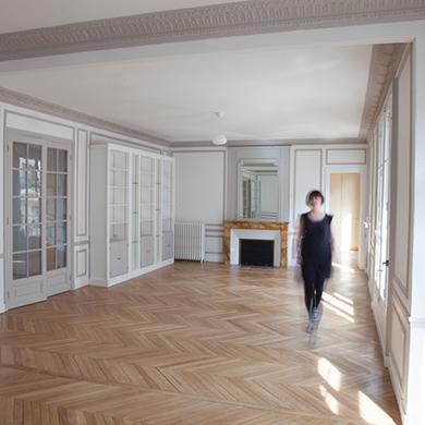 180 m² Haussmann