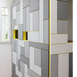 54 m² duplex
